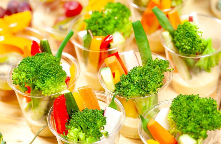 【ロハス&ヘルシー】横浜都筑野菜中心!ネオダイニングの立食スタンダードケータリングプラン画像0
