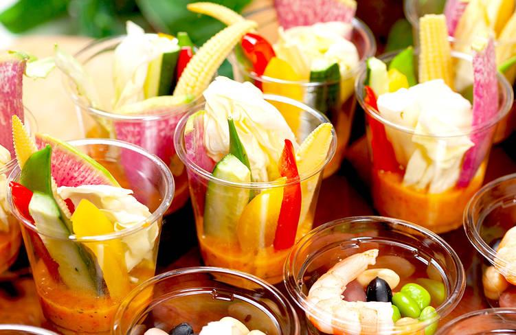 【ロハス&ヘルシー】横浜都筑野菜中心!ネオダイニングの立食スタンダードケータリングプラン画像3