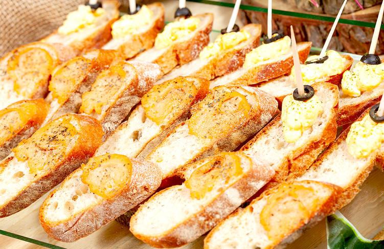 【ロハス&ヘルシー】横浜都筑野菜中心!ネオダイニングの立食スタンダードケータリングプラン画像4