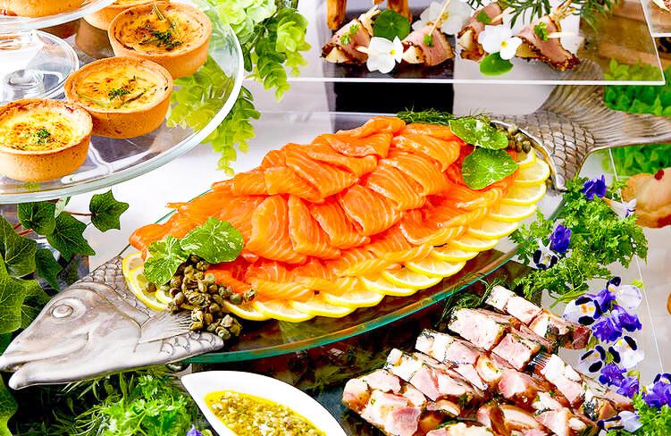 【ビュッフェ・立食】フィンガーフード中心!釜津田の立食スタンダードケータリングプラン画像0