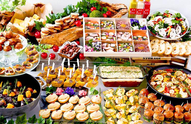 【ラグジュアリー】お肉も野菜もバランス良く!釜津田・本格フレンチプラン画像1