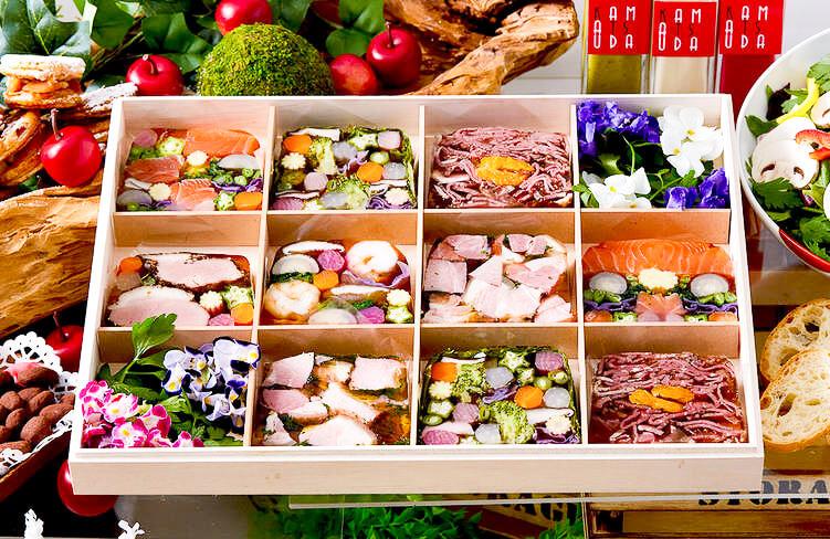 【ラグジュアリー】お肉も野菜もバランス良く!釜津田・本格フレンチプラン画像0