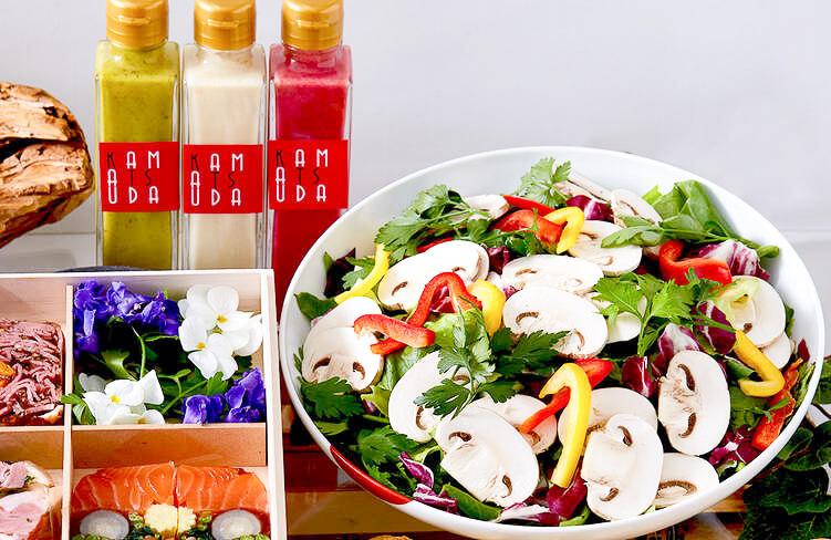 【ラグジュアリー】お肉も野菜もバランス良く!釜津田・本格フレンチプラン画像5