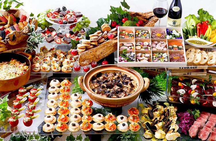 【出張料理】ローストビーフカット!釜津田の本格パーティー向け豪華ケータリングプラン画像2