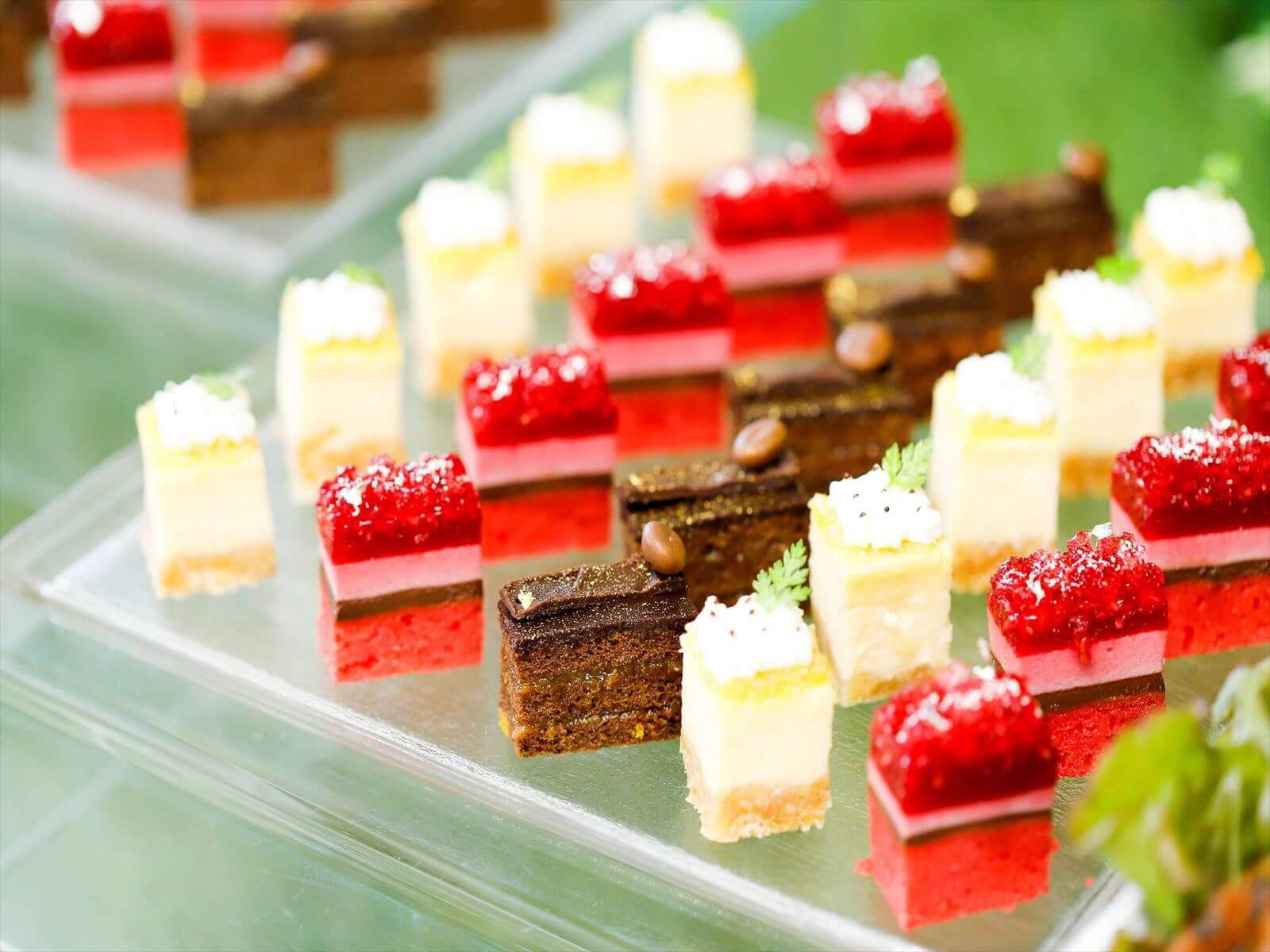 【ラグジュアリー】特製創作寿司つき!フォリクラッセの本格パーティー向け豪華ケータリングプラン画像5