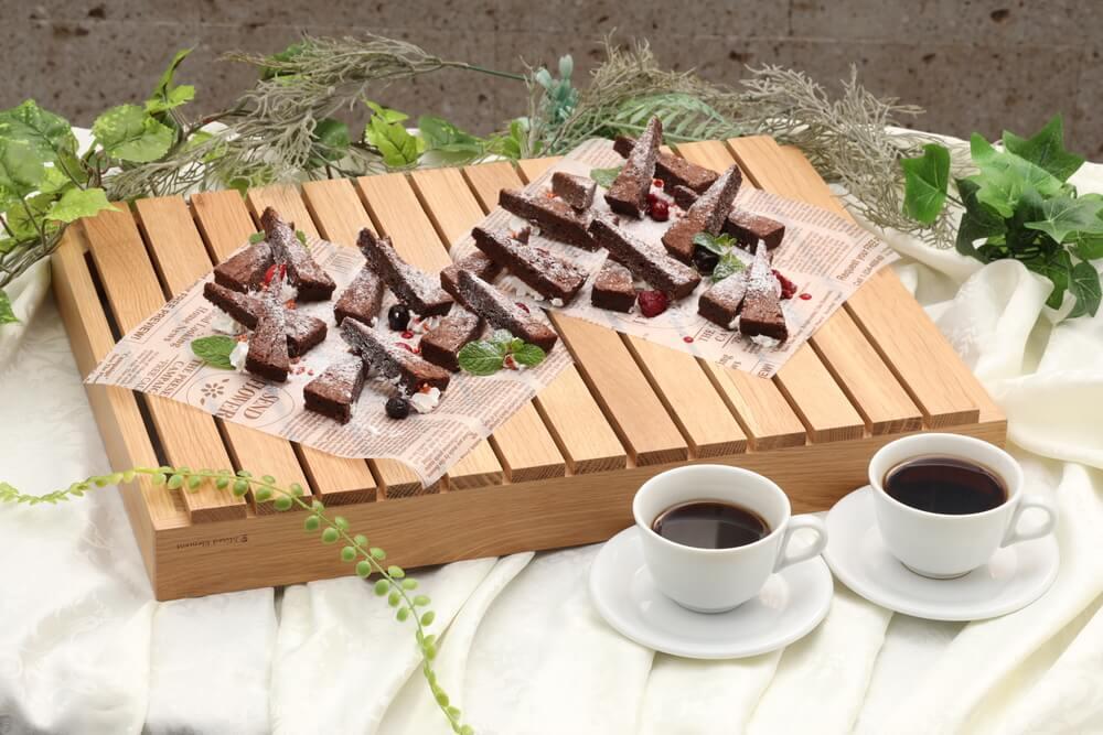 【現地調理】ハモンセラーノ原木サーブ!アキトの立食スタンダードケータリングプラン画像11