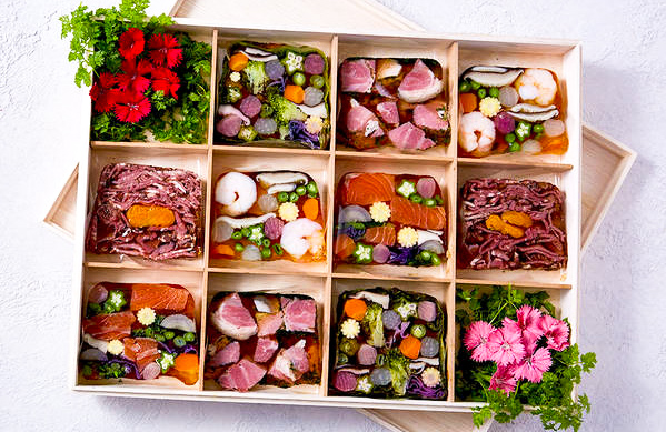 【インスタ映え】季節のハーフテリーヌつき!釜津田の立食スタンダードオードブルプラン画像0