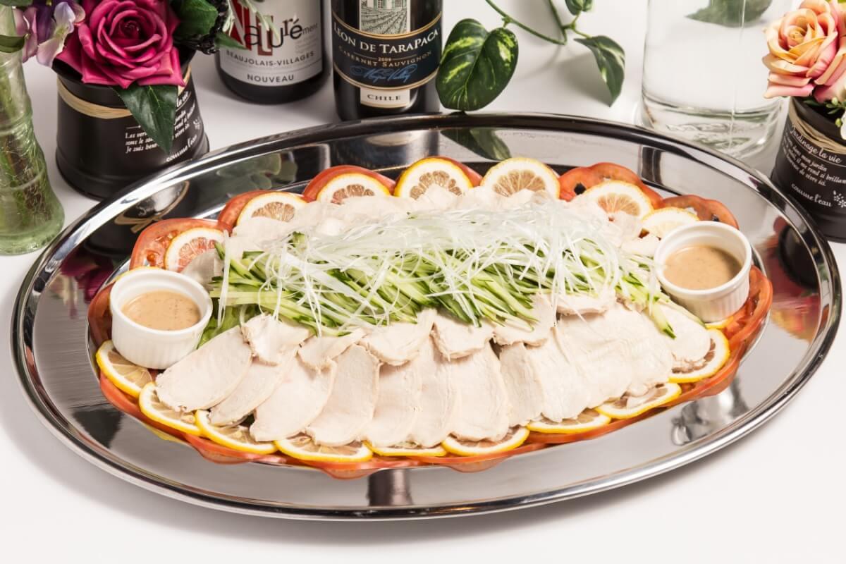 【ビュッフェ・立食】丸ごと鯛つき!ベリーベリーの新年会向けケータリングプラン画像2