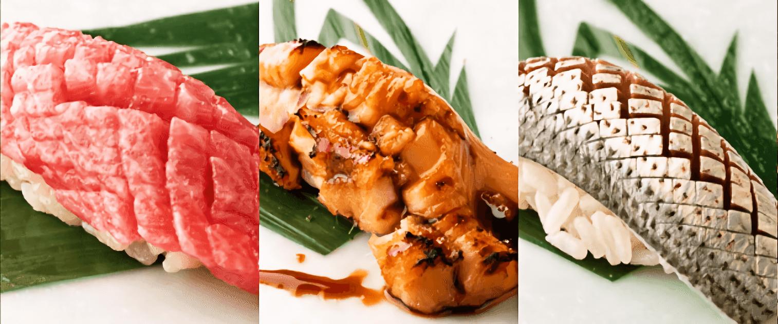【出張料理】その場で握る本格鮨10貫!英多郎寿司の立食スタンダードケータリングプラン画像2