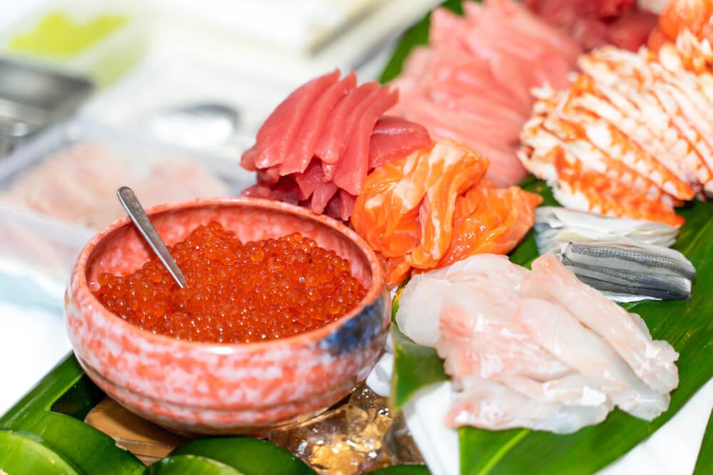 【出張料理】その場で握る本格鮨4貫!英多郎寿司の立食お手軽ケータリングプラン画像2