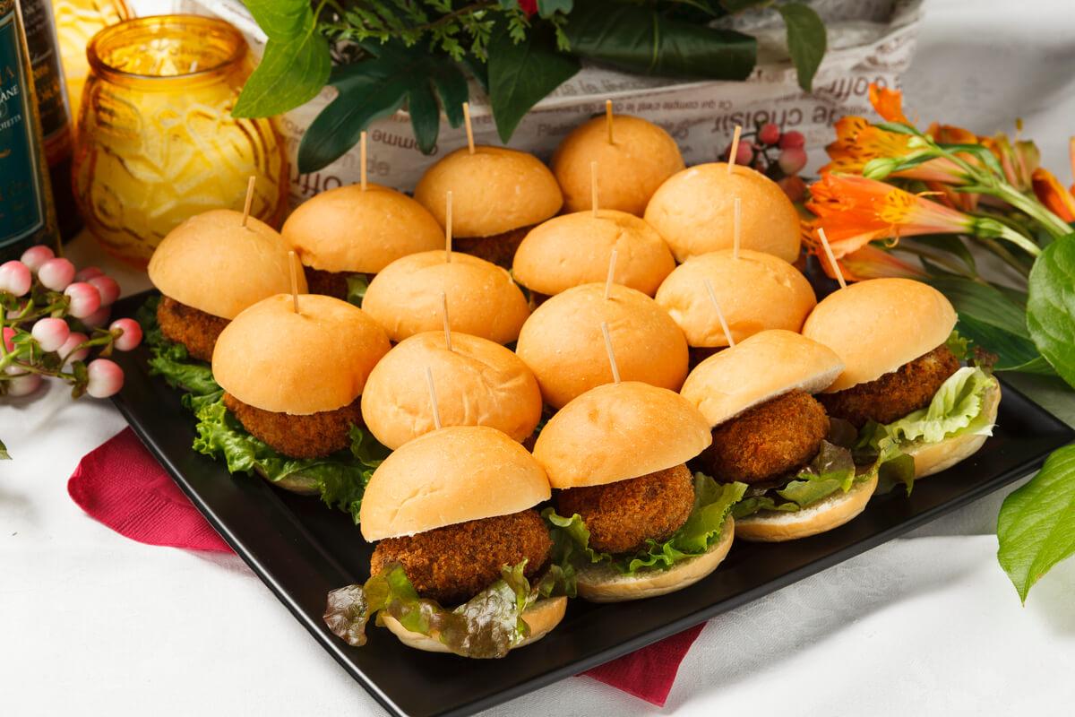 【ビュッフェ・立食】フィンガーフード中心!シアターの謝恩会向けオードブルプラン画像0