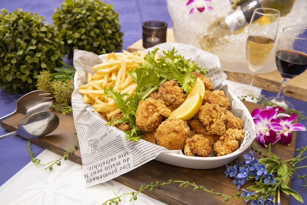 【飲み放題つき】フィンガーフード中心!リゾートケータリング東京の立食スタンダードケータリングプラン画像3