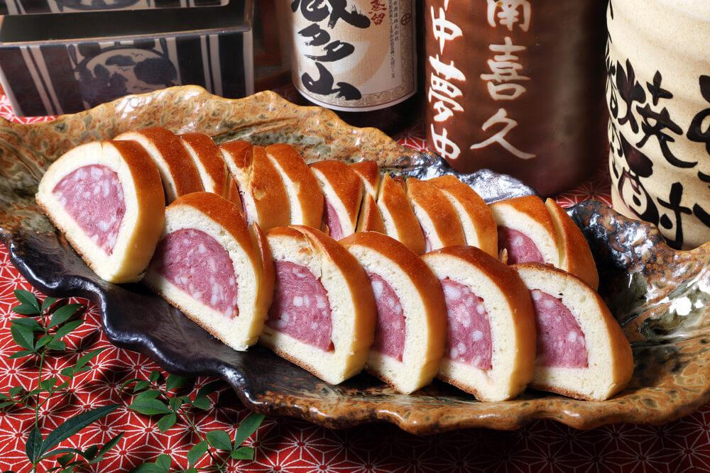 【ビュッフェ・立食】寿司つき!南喜久の立食お手軽ケータリングプラン画像2