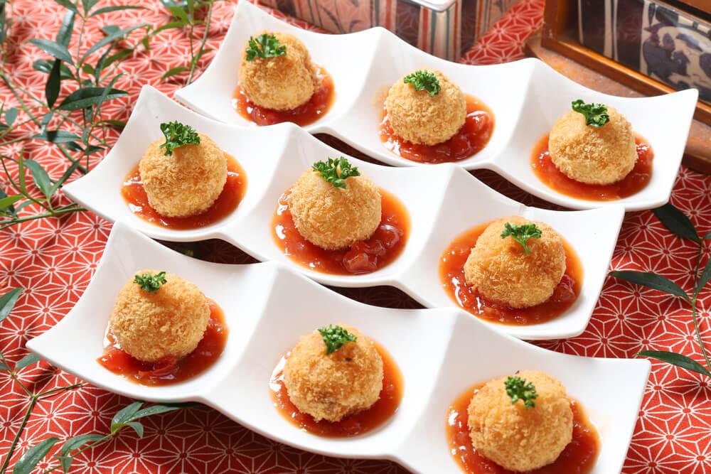 【ビュッフェ・立食】寿司つき!南喜久の立食お手軽ケータリングプラン画像3