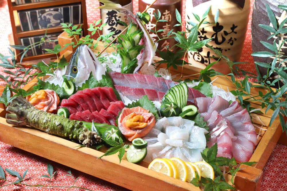 【ラグジュアリー】鯛の尾頭つき!南喜久の本格パーティー向け豪華ケータリングプラン画像6