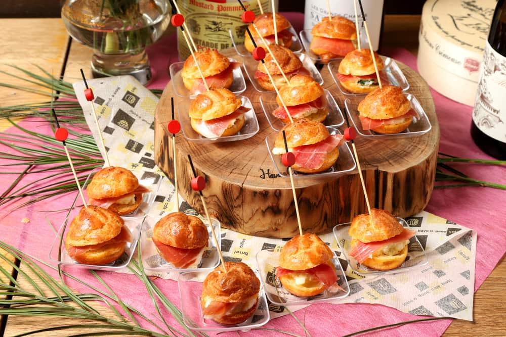 【ビュッフェ・立食】フィンガーフード中心!ロワゾブリュのおつまみ用お手軽ケータリングプラン画像3