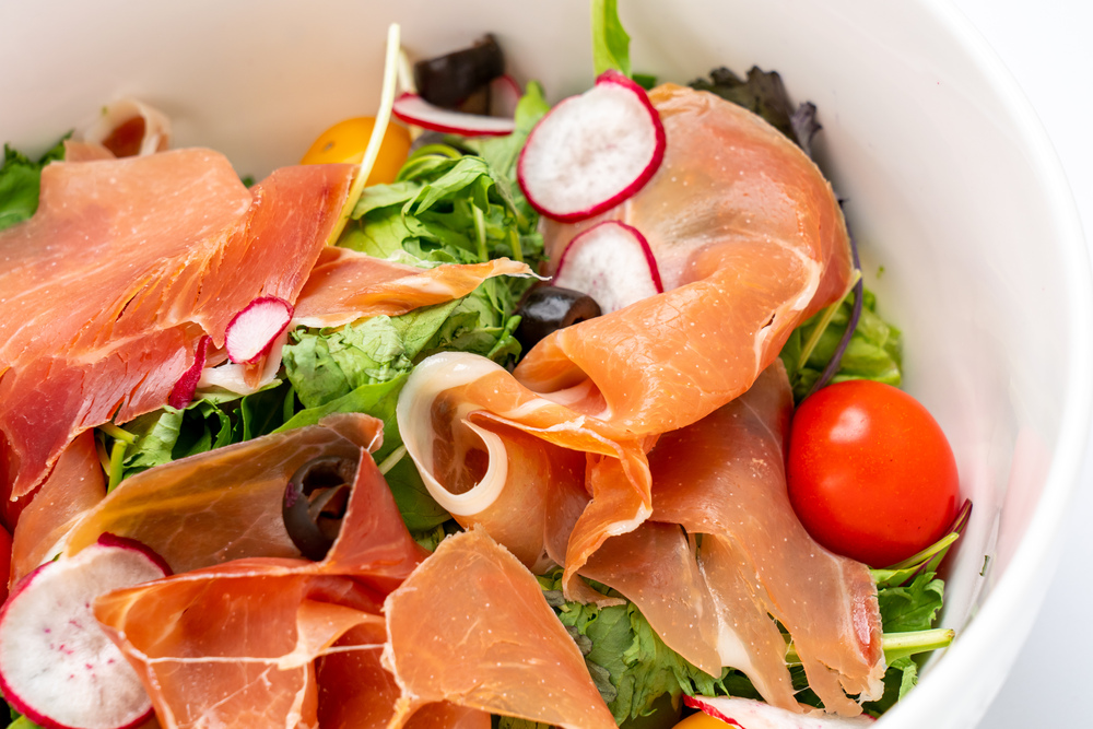 【その場で調理】焼き立て窯ピザと生ハム!スペシャル感を味わえるイタリアンプラン画像4