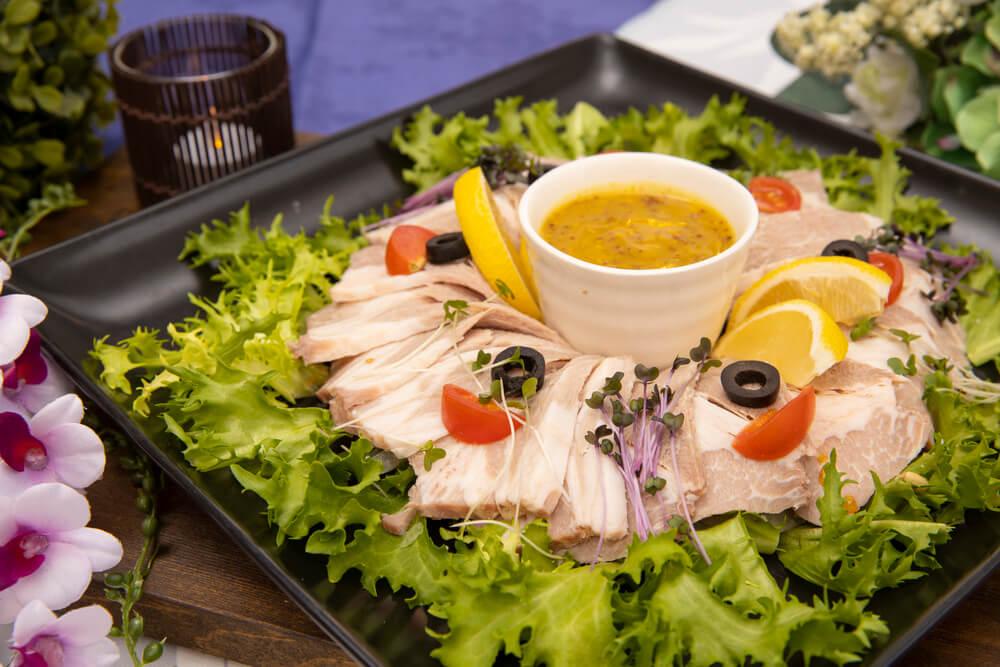 【ボリューム満点】お肉中心!リゾートケータリング東京の立食スタンダードケータリングプラン画像4