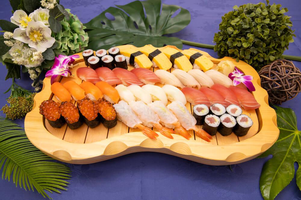 【ラグジュアリー】握り寿司つき!リゾートケータリング東京の本格パーティー向け豪華ケータリングプラン画像0