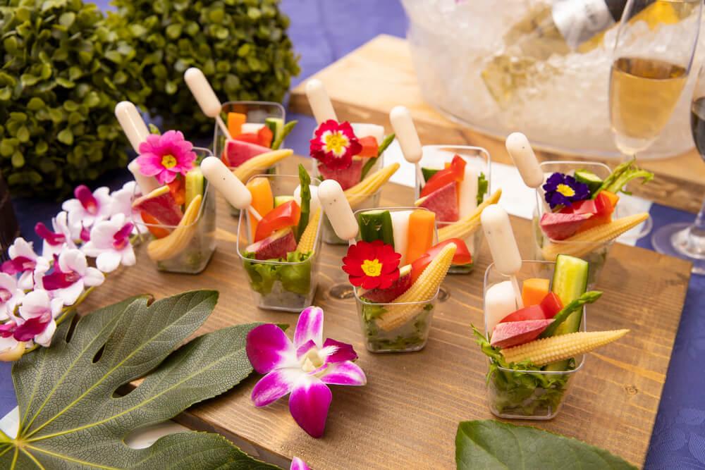 【ラグジュアリー】握り寿司つき!リゾートケータリング東京の本格パーティー向け豪華ケータリングプラン画像2