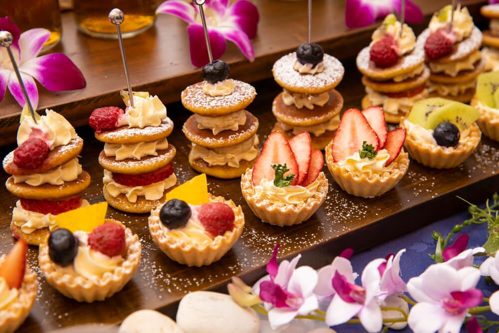 【ラグジュアリー】握り寿司つき!リゾートケータリング東京の本格パーティー向け豪華ケータリングプラン画像9