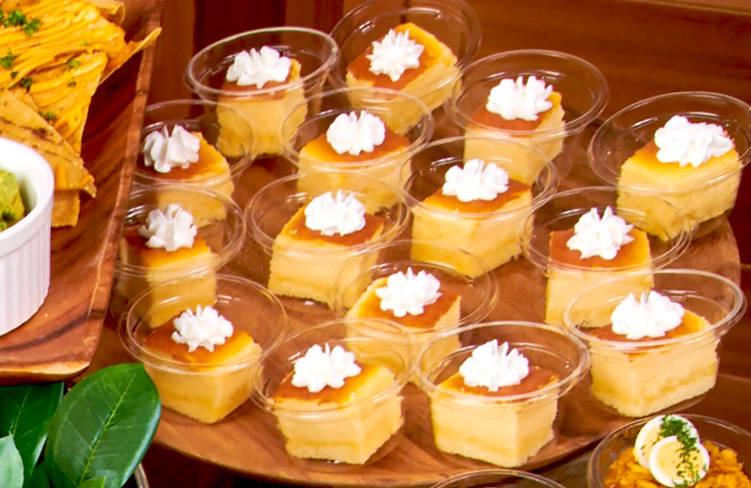 【ビュッフェ・立食】フィンガーフード中心!サーカスケータリングの謝恩会向けオードブルプラン画像9