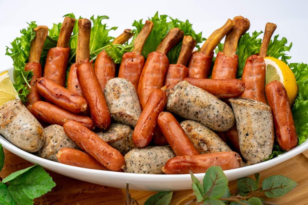 【ボリューム満点】お肉中心!ボンリーゾの本格パーティー向け豪華ケータリングプラン画像8
