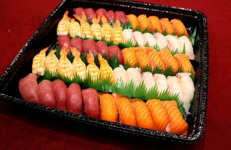 【ボリューム満点】握り寿司つき!サーカスケータリングの謝恩会向けオードブルプラン画像0