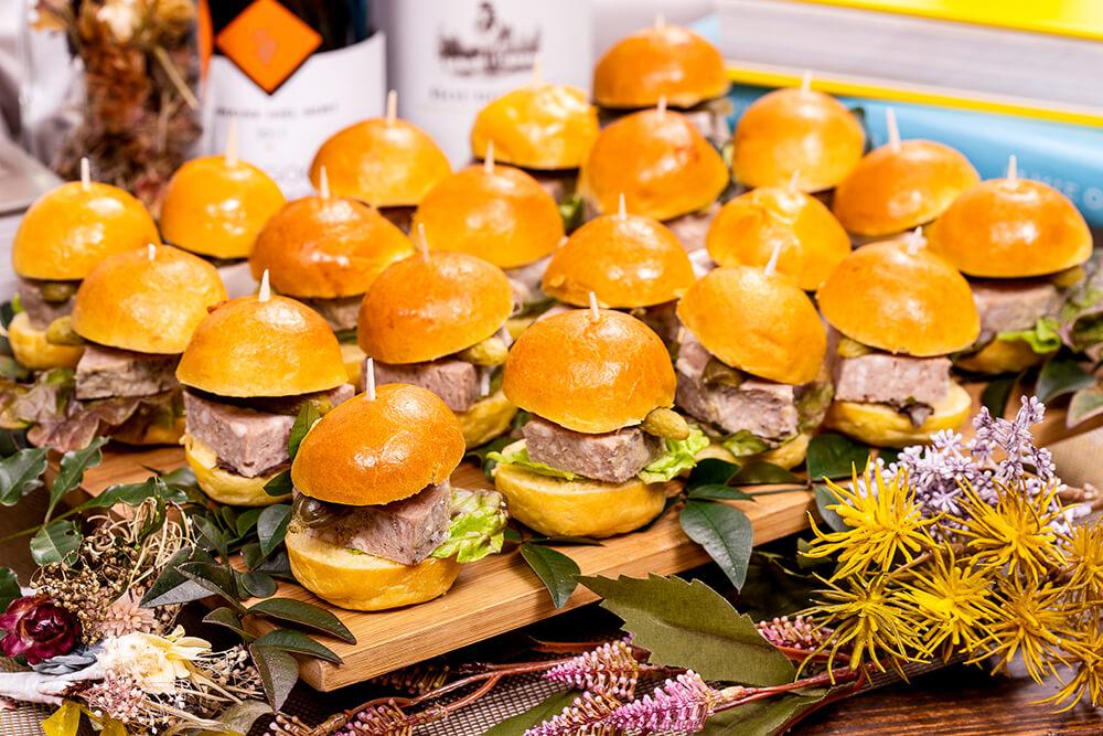 【インスタ映え】フレンチちらし寿司つき!立食スタンダード創作フレンチオードブルプラン画像7