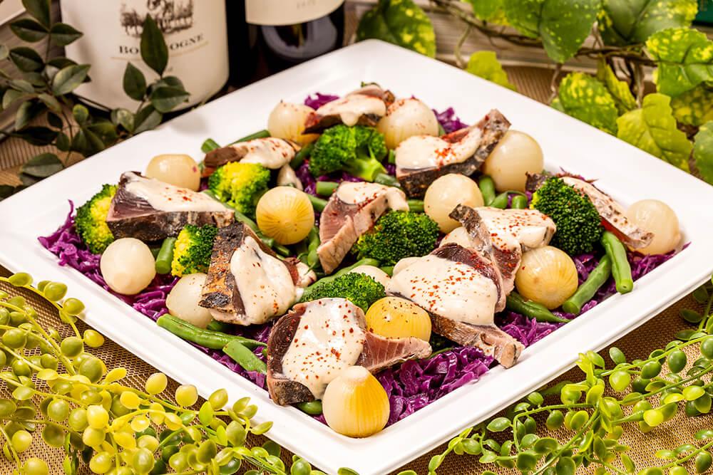 【インスタ映え】フレンチちらし寿司つき!立食スタンダード創作フレンチオードブルプラン画像10