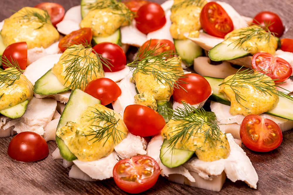 【インスタ映え】フレンチちらし寿司つき!立食スタンダード創作フレンチオードブルプラン画像13