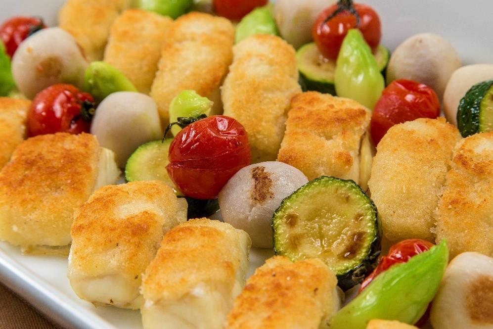 【ラグジュアリー】牛リブロースのグリエと有機野菜のフレンチケータリング画像8
