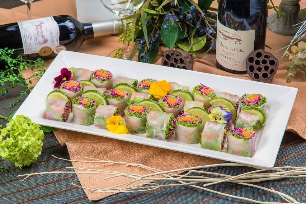 【ラグジュアリー】牛ほほ肉の赤ワイン煮込みと手毬寿司の豪華ケータリングプラン画像5
