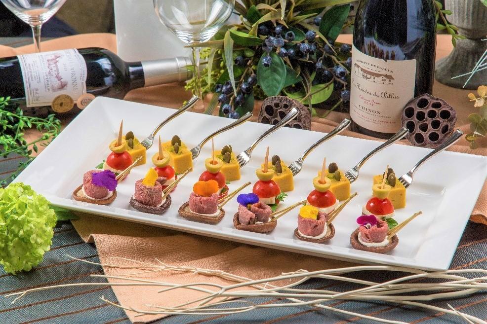 【ラグジュアリー】牛ほほ肉の赤ワイン煮込みと手毬寿司の豪華ケータリングプラン画像7