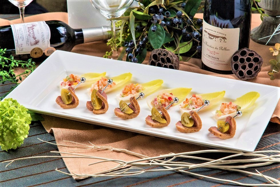 【ラグジュアリー】牛ほほ肉の赤ワイン煮込みと手毬寿司の豪華ケータリングプラン画像6