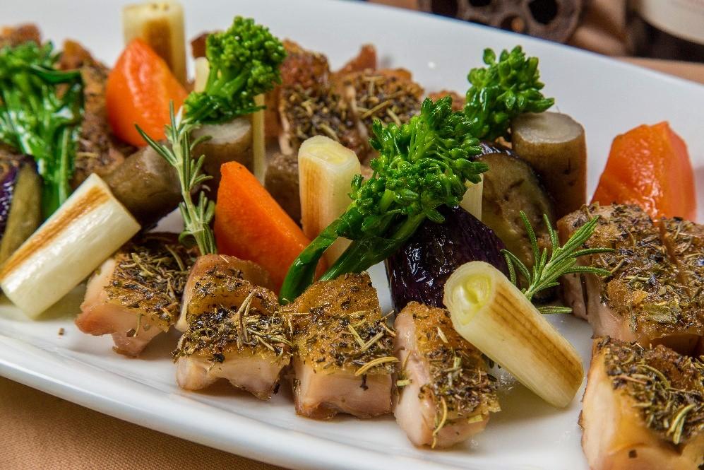 【ラグジュアリー】牛ほほ肉の赤ワイン煮込みと手毬寿司の豪華ケータリングプラン画像9