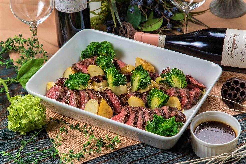 【ラグジュアリー】牛ほほ肉の赤ワイン煮込みと手毬寿司の豪華ケータリングプラン画像12