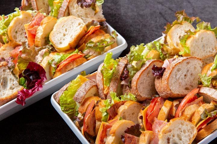 【ビュッフェ・立食】若鶏のグリル付き!コルドンブルーの立食スタンダードケータリングプラン画像4