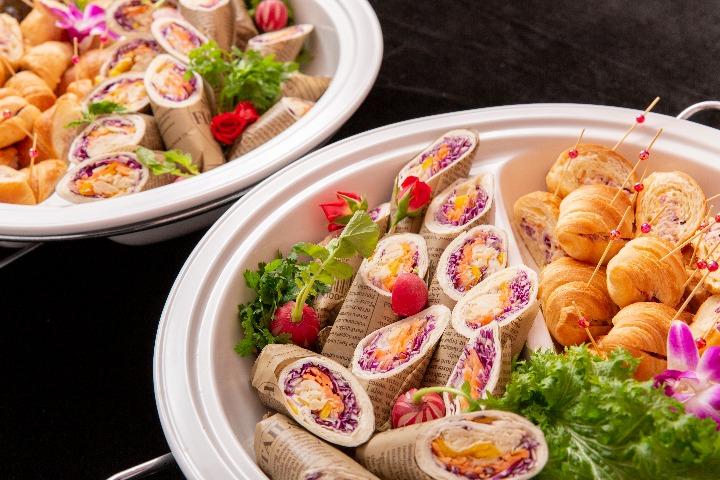 【ラグジュアリー】彩り野菜のビーフシチュー付き!コルドンブルーの本格パーティ向け豪華ケータリング画像7