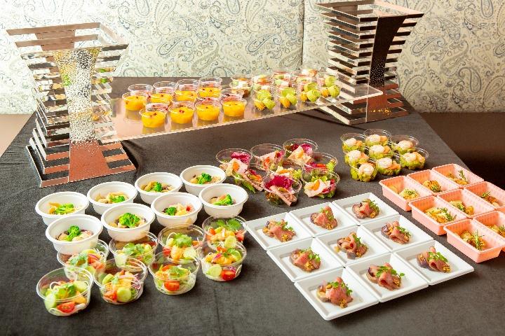 【選べる8品】衛生対策万全の完全個別包装!全21品から8品選べるコルドンブルーの立食ケータリング画像1