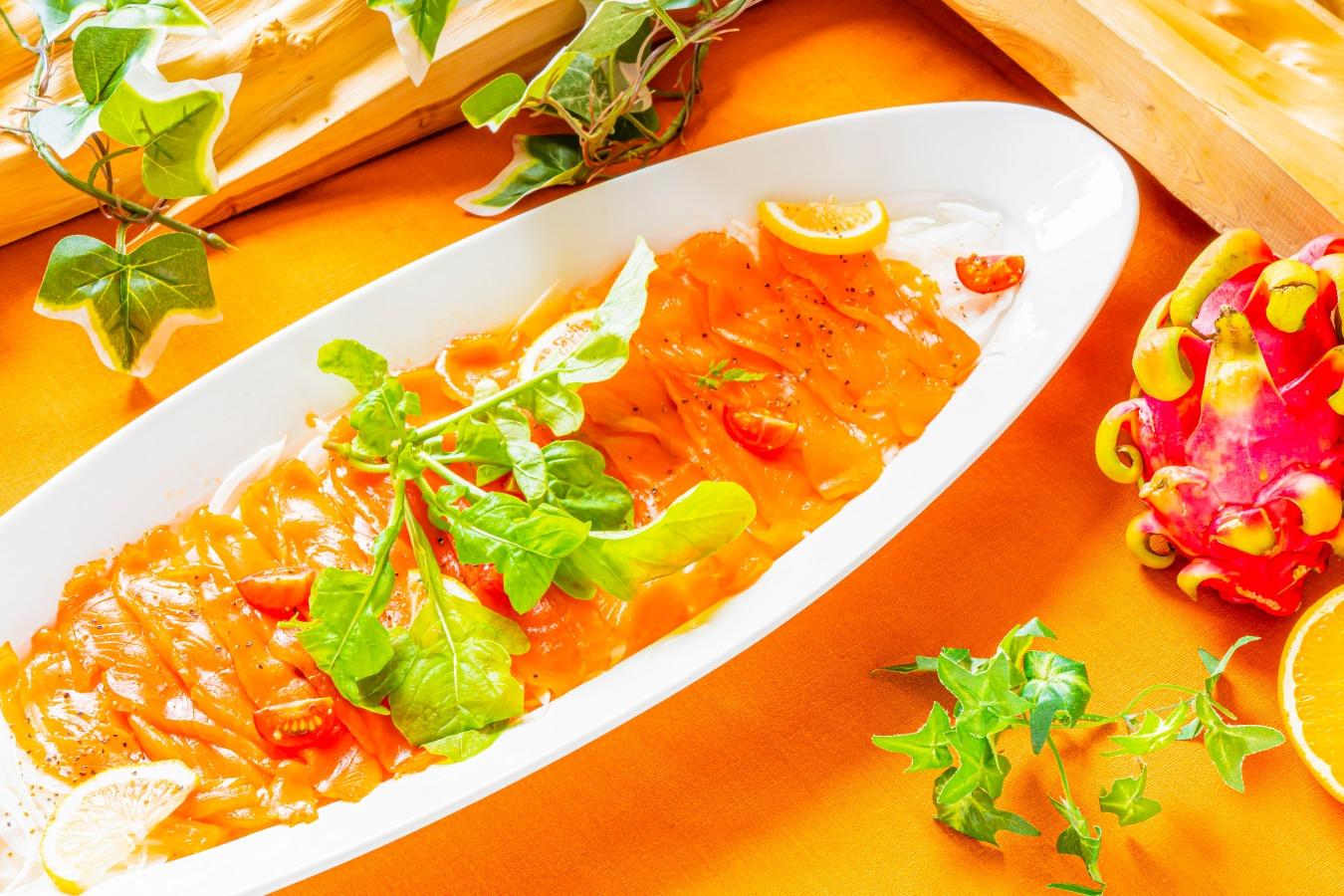 【ビュッフェ】鮮魚のアクアパッツァ付の全15品!社内イベント向けケータリングプラン画像4