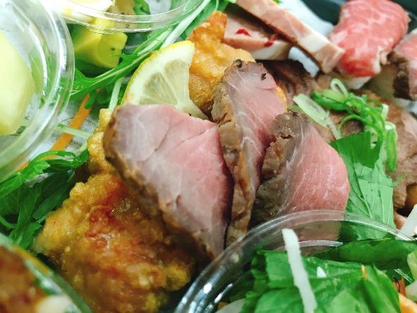 【小分け盛りプレート】和牛の肉寿司付!ネオダイニングの小分け盛りオードブルプレートプラン画像5