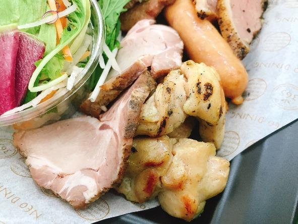 【小分け盛りプレート】和牛の肉寿司付!ネオダイニングの小分け盛りオードブルプレートプラン画像6