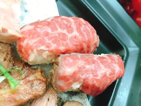 【小分け盛りプレート】和牛の肉寿司付!ネオダイニングの小分け盛りオードブルプレートプラン画像1
