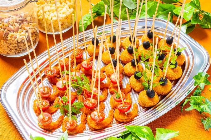 【インスタ映え】牛肉のタリアータ付の全10品!TOKYOCATERINGLINKのお手軽オードブル画像3
