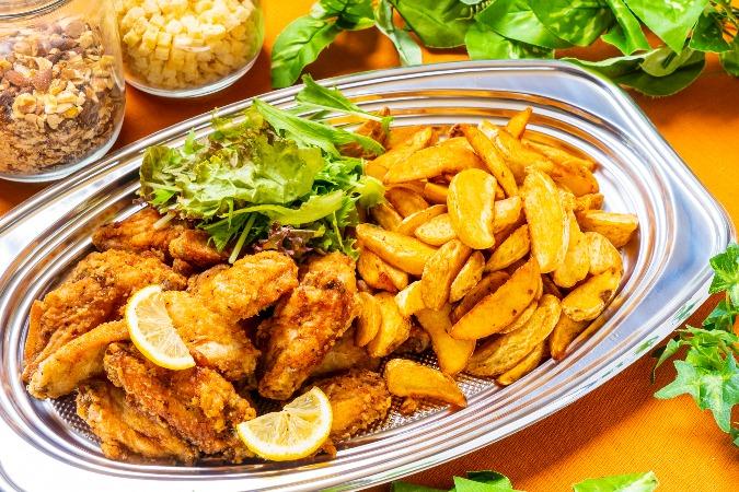 【インスタ映え】牛肉のタリアータ付の全10品!TOKYOCATERINGLINKのお手軽オードブル画像4