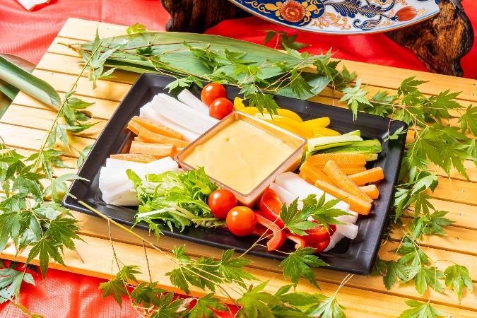 【和風割烹】江戸前握り寿司付の全9品。四季膳みやのお手軽オードブルプラン画像2