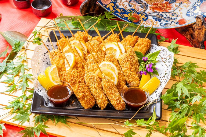 【和風割烹】江戸前握り寿司付の全9品。四季膳みやのお手軽オードブルプラン画像4