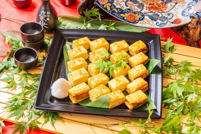 【和風割烹】江戸前握り寿司付の全9品。四季膳みやのお手軽オードブルプラン画像5