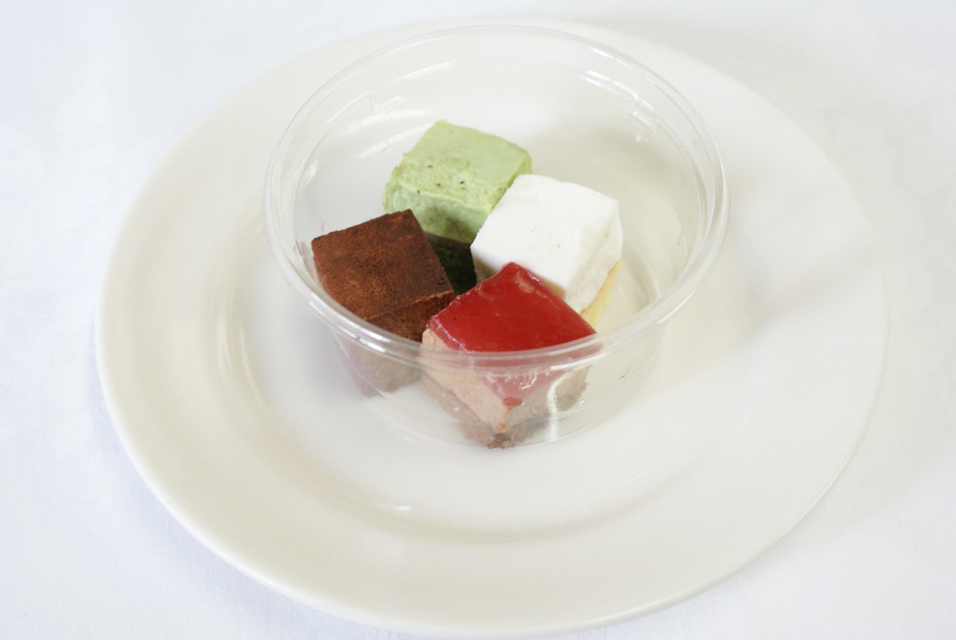 【完全個別包装のカップオードヴル】牛肉のソテーとフォアグラのロッシーニ風 と選べるカップオードヴル画像18